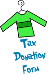 Tax Donation Form